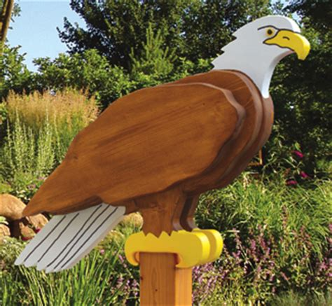 Eagle woodworking plans Image