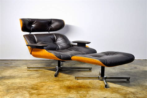 Eames chair design Image