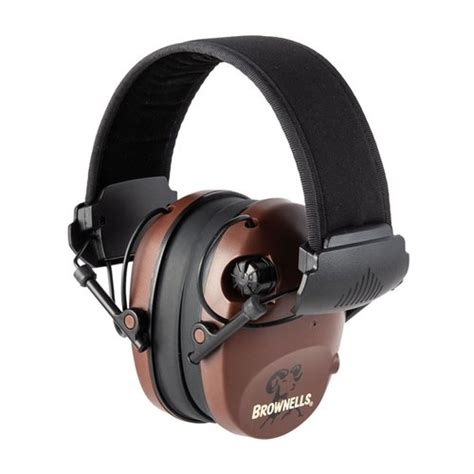 Ear Muffs Ear Eye Protection At Brownells