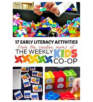 Early Reading Activities