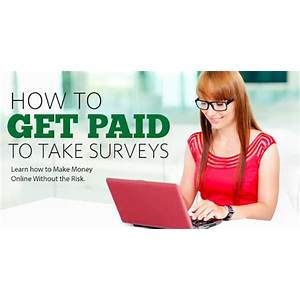 Earn online taking surveys get paid for taking surveys online online coupon