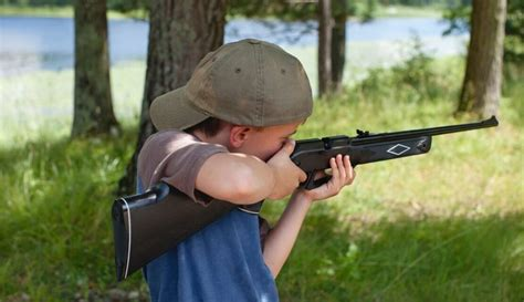 Easiest Rifles For Kids To Shoot