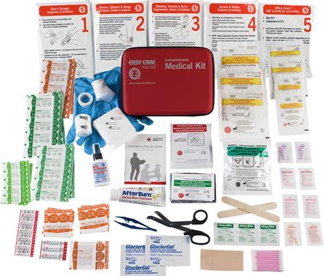 Easy Care Comprehensive Medical Kit 1 3 Pound