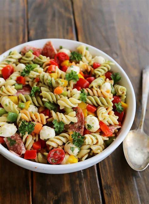 Easy Pasta Salad Recipe Watermelon Wallpaper Rainbow Find Free HD for Desktop [freshlhys.tk]