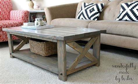 easy to build coffee table plans.aspx Image
