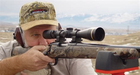 Easy Way To Sight In A Rifle Scope