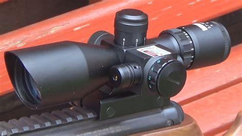 Rifle-Scopes Easy Way To Zero Air Rifle Scope.