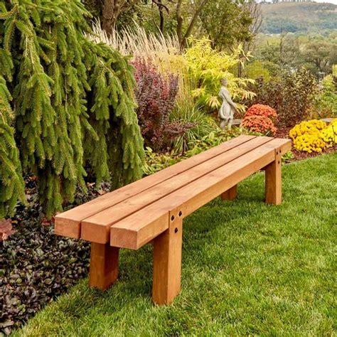 Easy bench designs Image