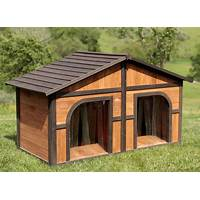 Buy easy build dog house plans