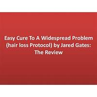 Guide to easy cure to a widespread problem (hairloss) top aff making $32k day