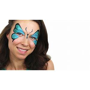 Easy face painting design and instruction for beginners coupons