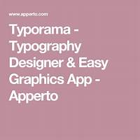 Easy graphics app guide