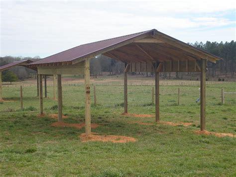 Easy Pole Barn Plans Image