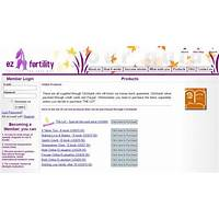 Easy & scientific solutions for miscarriage & infertility promo