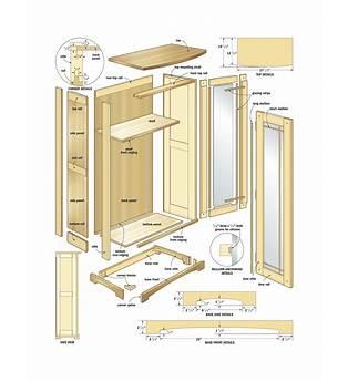 Easy Storage Cabinet Plans