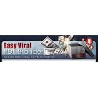 Easy viral pdf brander scam?