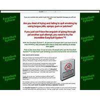 Easyquit system scam?