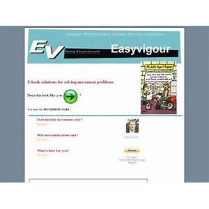 Easyvigour e book sales secret codes