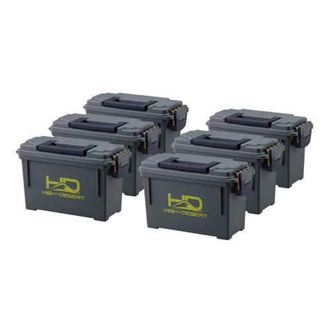 Ebay Plastic Ammo Boxes