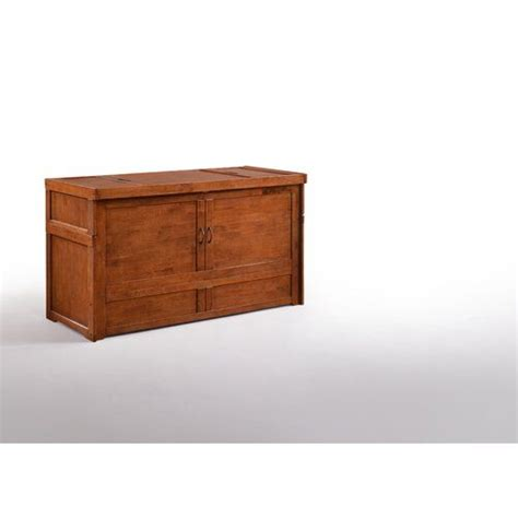 Ebbert Queen Murphy Bed with Mattress