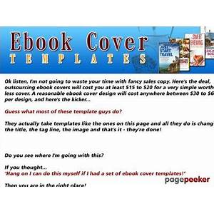 Cheapest ebook cover template 30 professionally designed ebook cover templates
