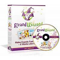 Discount ecard wizard greeting card software