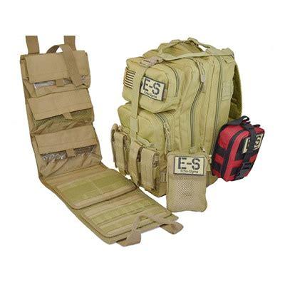 Echosigma Emergency Systems Echosigma Ranger Range Bag Echosigma Ranger Range Bagcoyote