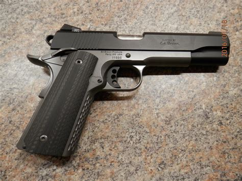 Ed Brown 9mm For Sale