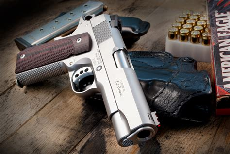 Ed Brown Products 1911 Handguns And Parts