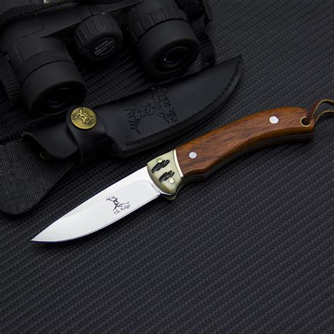 Edc Fixed Blade Self Defense Knife