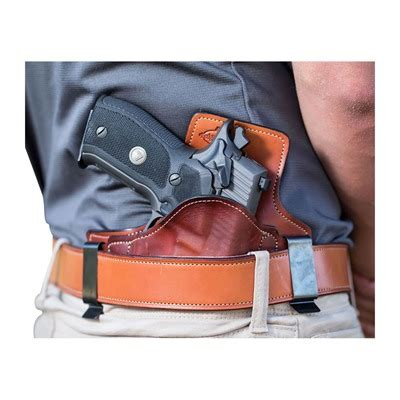 Edgewood Shooting Bags 2 Clip Inside The Waistband Holsters 2 Clip Iwb Beretta 92fs 9mm Right Hand