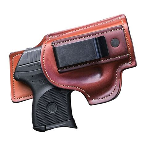 Edgewood Shooting Bags 2 Clip Inside The Waistband Holsters 2 Clip Iwb Sw Mp Bodyguard 380 Acp Right Hand