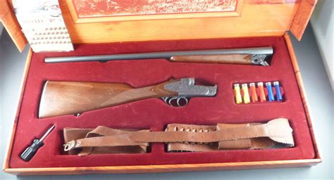 Edison Giocattoli Double Barrel Shotgun