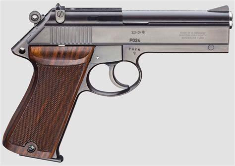 Edna Korth Carrying Handgun