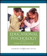 Educational Psychology Santrock Amazon