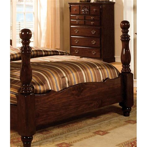 Edyth Four Poster Bed