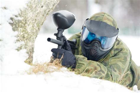Effective Range Of Paintball Sniper Rifle