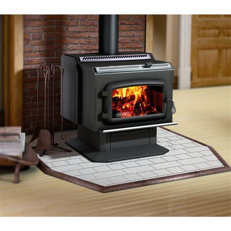 Efficient wood stove design Image
