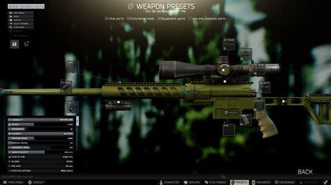 Eft Gunsmithing
