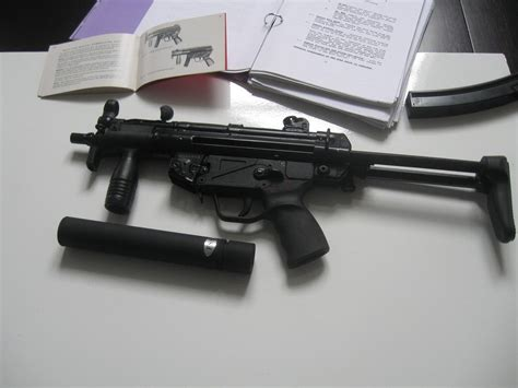 Eft Hk Mp5 Suppressor