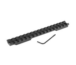 Egw Savage Rb Round Back Picatinny Tactical Rail Scope