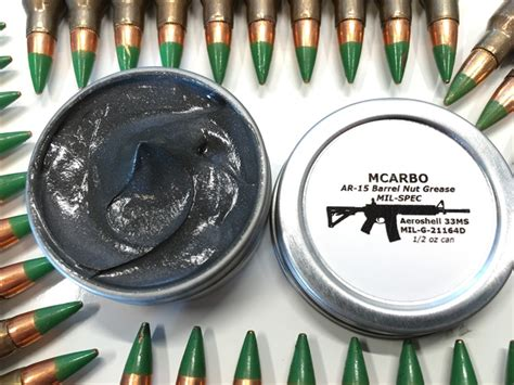 Ehat Type Of Grease For Ar 15 Barrel Nut