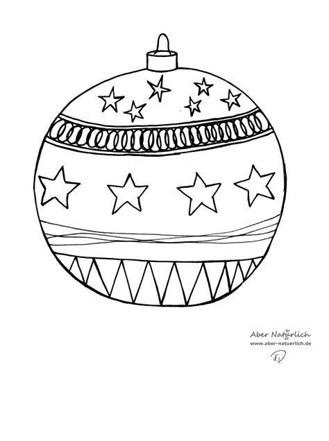 Einfache Ausmalbilder Weihnachten