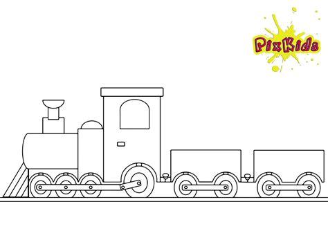 Eisenbahn Malvorlagen Gratis