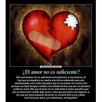 El amor no es suficiente work or scam?