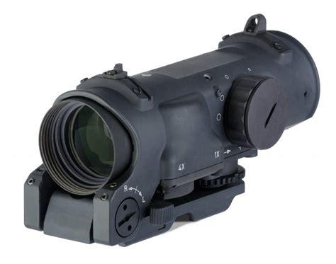 Elcan Specterdr Dual Role Combat Sight 1x4x 762 Cr5396 Reticle 1x4x32mm 762 Cx5396 Ballistic Matte Black