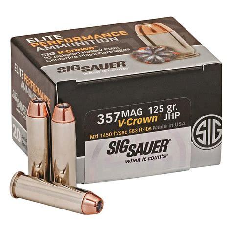 Eld 357 Mag Jhp Ammo