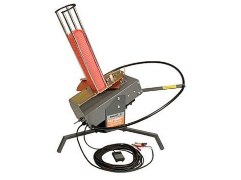 Electric Clay Target Thrower