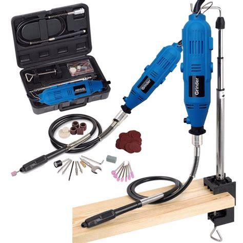 Electric Rotary Tool Kit