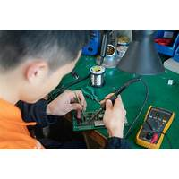 Electronic repair information offer